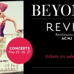 Beyonce Announces 3 Shows In AC (May 25-27)