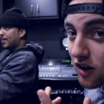 Mac Miller & French Montana In The Studio (Video)