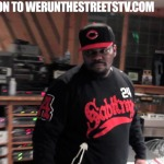 Beanie Sigel Reviews His New Album In The Studio (Video via @WeRunTheStreets)