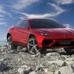 Lamborghini Urus SUV Has Officially Arrived (Photos Inside)