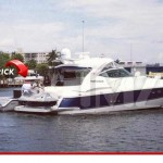 Rick Ross Yacht Gets Pulled Over By The Florida Cops