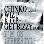Chinko Da Great (@ChinkDaGreat) – I'm On Freestyle Ft. YDLM