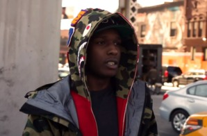 ASAP Rocky – Goldie (Official Video)