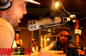 DJ Drama Interviews Kendrick Lamar On Shade 45 (Video)