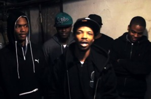 Freestyle Cypher w/ @SNESTROMANHOLE @DAZJONEZ & more) (Video) (Dir by @RickDange)