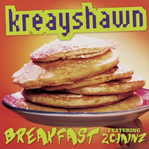 Kreayshawn (@KREAYSHAWN) – Breakfast (Syrup) Ft. @2Chainz