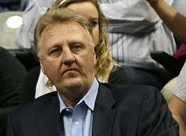 Larry Bird calls out his own team!