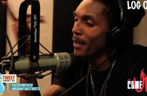 Lou Williams – DJ Cosmic Kev Come Up Show Freestyle (Video)
