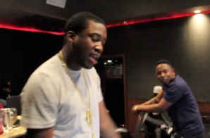 Meek Mill x Kendrick Lamar – A1 Everything (In-Studio Video) #Dreamchasers2