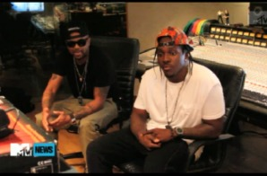 "Pusha T & The Dream Talk About ""Exodus 23:1"" (Video)"