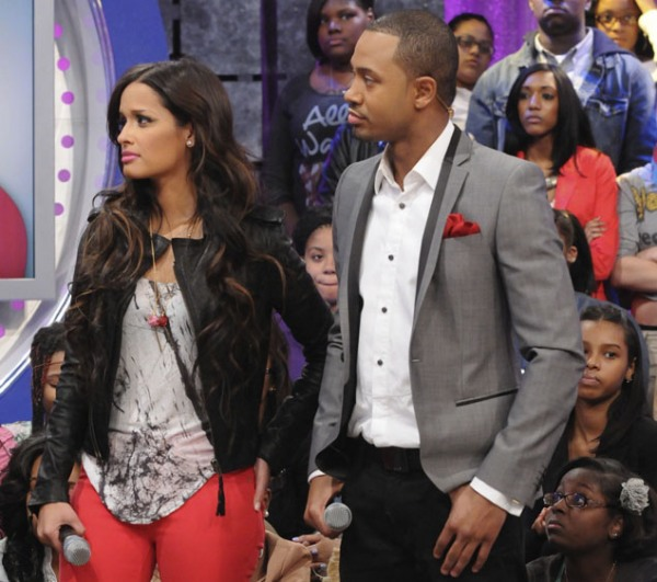 "Terrence J & Rocsi are leaving BET's ""106 & Park"""