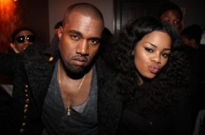 Teyana Taylor Signs To Kanye West's G.O.O.D. Music