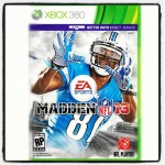 The Official Madden 2013 Cover