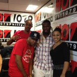 50 Cent Talks New Mixtape, Album, Boxing, His Sex Life and More With Hot 107.9 Philly