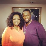 50 Cent To Appear On Oprah's O Network After He Dissed Her Years Ago