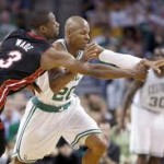 Will Jesus Walk on South Beach? Ray Allen looking to join the Heat via @eldorado2452