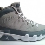 "Air Jordan 9 ""Cool Grey"" Releasing December 15, 2012"