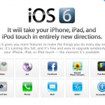 Apple Previews iOS 6 For The iPhone, iPad, and iPod