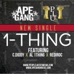 #1ThingWednesday @_CDiddy x @AL_1Thing x @Rediroc215 – 1 Thing