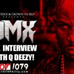"DMX Says ""Watch The Throne? Is That A TV Show?"" on Hot 107.9 (Uncensored Interview Inside)"