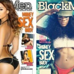 Draya Michele and Teyana Taylor Cover Black Men Magazine
