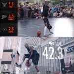 Nike+ Basketball Presents: Jus Fly Dunk at LA Live (CRAZY DUNK VIDEO)
