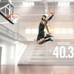 Nike+ Lebron James Basketball Commercial (Track Your Vertical, Quickness & More) (Video)