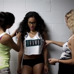 Rosa Acosta (@RosaAcosta) Is The New Face of 9Five (@9fivers) Eyewear (Behind The Scenes Video)