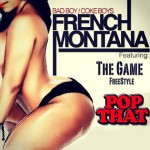 The Game – Pop That Freestyle (Throwing Shots At Kanye West???)