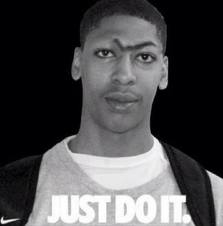 """Fear the Brow"": Davis Signs With Nike via @eldorado2452"