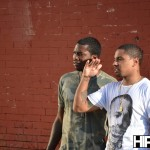 Sterling Simms – Tell Her Again Ft. Meek Mill (Video Shoot)