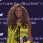 Beyonce Wins Best Female R&B Artist at the 2012 BET Awards
