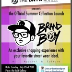 "DNTN (@TheDNTNBrand) Summer 2012 ""Branded Collection"" July 22nd at AxD Gallery (Details Inside)"