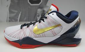 "Nike Zoom Kobe 7 ""Gold Swoosh"" Preview via @eldorado2452"