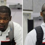Kobe Bryant x Kevin Durant Arrive At The London Airport Wearing Air Jordans (Photos Inside)