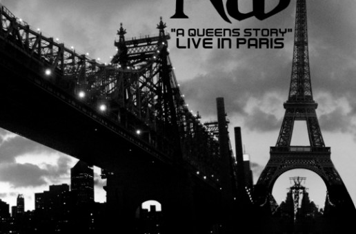 """Nas – """"A Queen's Story"""" Live In Paris Ft. DJ Green Lantern (MP3 + Video)"""