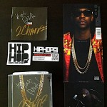 Win a 2 Chainz x Pusha T Autographed Based On A TRU Story CD (via HHS1987)