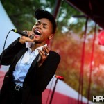 Janelle Monaé Rocks the crowd at the 2012 Afropunk Festival