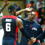 Kobe's Fourth Quarter & LBJ's Triple-Double Lead Team USA
