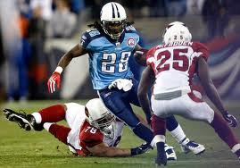 NFL Thursday Night Football: Arizona Cardinals @ Tennessee Titans