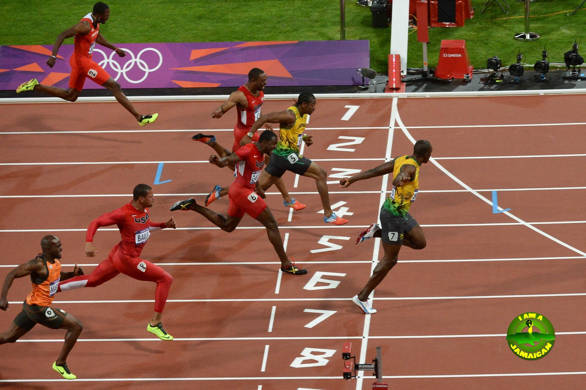 2012 London Olympics 100m Final (Video) | Home of Hip Hop ...
