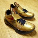 Nike Zoom KD IV Gold Medal + United We Rise