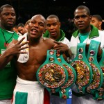 RETURN OF THE CHAMP!!! Floyd Mayweather Jr. To Be Released From Jail This Weekend