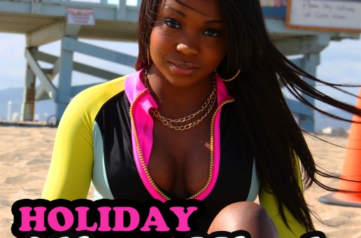 Aliesa Nicole (@AliesaNicole)- Holiday (Video) (Dir by @Xavier2541)