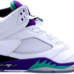 Air Jordan 5 Grapes Hit Stores In 2013