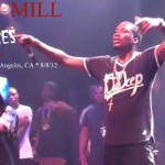 "Meek Mill ""Dreams and Nightmares"" Tour Live in Los Angeles (LA) (Video)"