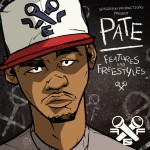 Pate (@SpaceHighPate) – Features & Freestyles (Mixtape)