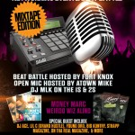 Grand Hustle (@Grand_Hustle) Presents: Hustle & Flow (@HUSTLE_FLOW)  Networking Event and Beat Battle