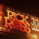 Rick Ross DJ Clue Interview, Fuse TV Interview, & NYC Album Release Party (Video)