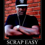 Scrap Easy (@ScrapEasy) – Broke Rapper Fake Trapper (Prod by @DataNR)